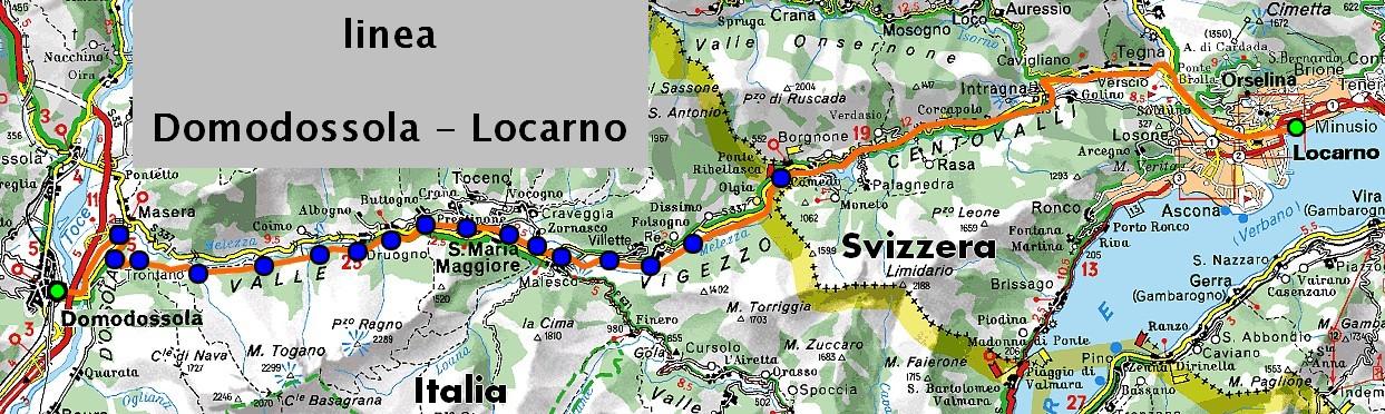 linea DOMODOSSOLA - LOCARNO Pictures With Santa